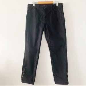 NOT YOUR DAUGHTER'S JEANS NYDJ Ankle Zip-up Jeans